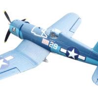 F4U Corsair Schaumwaffel